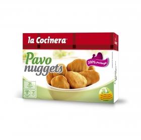 Nuggets de Pavo La Cocinera 350 g.