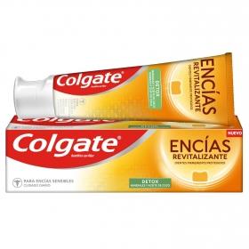 Dentífrico encías revitalizante Detox Colgate 75 ml.