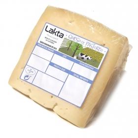 Queso de pastoreo de vaca Lakta