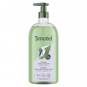 Champú Fresco y Fuerte para cabello normale Timotei 750 ml.