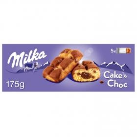 Bizcocho Cake&Choc Milka 175 g.