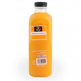 Zumo de naranja recién exprimido Carrefour 1 l