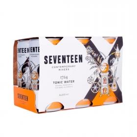 Tónica 1724  Seventeen Pack 6x20 Cl.