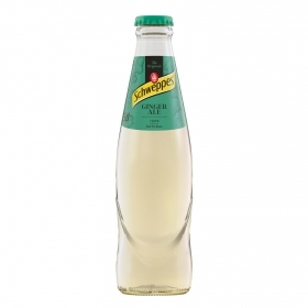 Ginger Schweppes botella 25 cl.