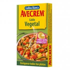 Caldo vegetal Avecrem 8 pastillas