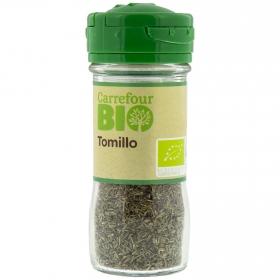 Tomillo ecológico Carrefour Bio 10 g.
