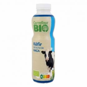 Kéfir líquido natural ecológico Carrefour Bio 500 g.