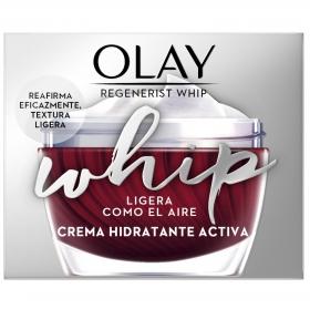 Crema facial hidratante activa regenerist whip Olay 50 ml.
