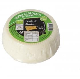 Queso de cabra tierno ecológico Arte y Sabor 300 g