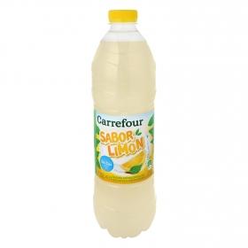 Refresco de limón Carrefour sin gas botella 1,5 l.