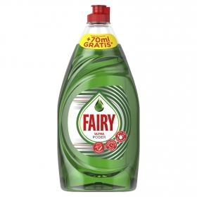 Lavavajillas a mano ultra poder Fairy 800 ml.