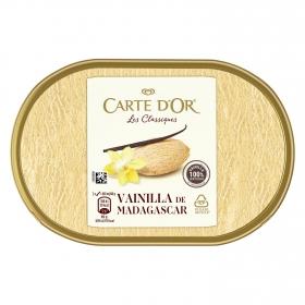Helado de vainilla Carte D'or 900 ml.