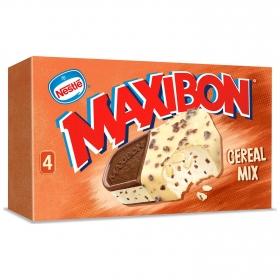 Sandwich cereal mix Maxibon Nestlé 4 ud.