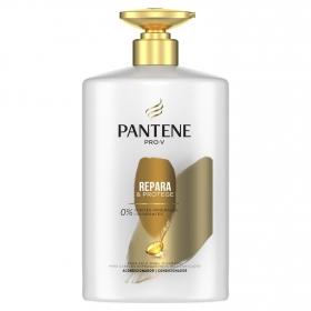 Acondicionador repara y protege para cabello débil o dañados Pantene 1000 ml.