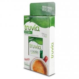 Endulcorante de la hoja de stevia Truvia 100 ud.