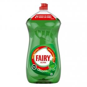 Lavavajillas a mano concentrado Fairy 1,5 l.