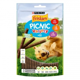 Purina Friskies Snacks para Perro Picnic Variety 126g