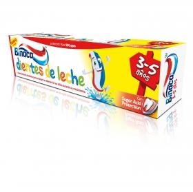Dentífrico para niños Dientes de Leche Binaca 75 ml.