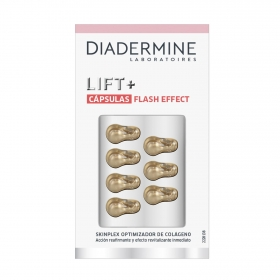 Cápsulas antiarrugas doble acción Diadermine 7 ud.