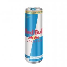 Red Bull Bebida energética sin azúcar lata 35,5 cl.