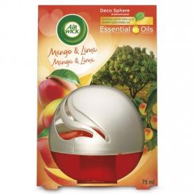 Ambientador Decosphere Mango Air Wick 1 ud.