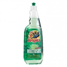 Limpiador multiusos recambio Las 3 Brujas 750 ml.