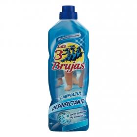 Limpiador desinfectante Las 3 Brujas 1 l.