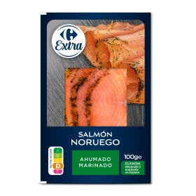 Salmón Marinado Carrefour 100 g.