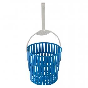 Cesto Extensible Plástico M-HOME - Azul