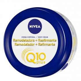 Tratamiento corporal reafirmante remodelador Nivea Q10 300 ml.