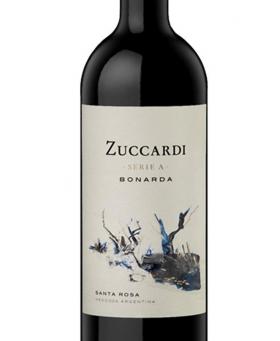 Zuccardi Serie A Bonarda Tinto 2018
