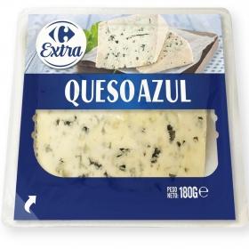 Queso azul semicurado Carrefour cuña de 180 g