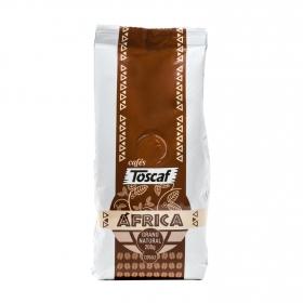 Café en grano de Africa Toscaf 200 g.