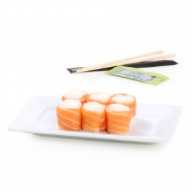 Roll'in salmón cheese Sushi Daily 6 ud