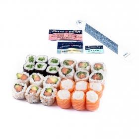 Mega maki Sushi Daily