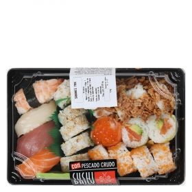 Sabores mix Sushi Daily 20 ud