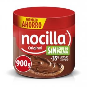 Crema de cacao y avellanas original Nocilla 900 g.
