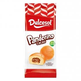 Pandorino relleno de cacao DulceSol 6 ud.