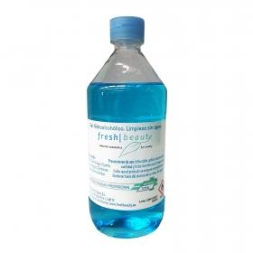 Gel hidroalcohólico desinfectante Fresh Beauty 500 ml.