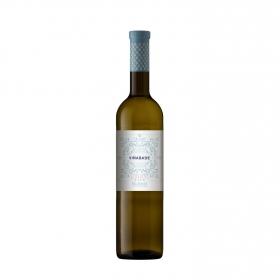 Vino blanco albariño Viñabade D.O. Rías Baixas 75 cl.