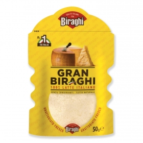 Queso rallado Gran Biraghi 50 g