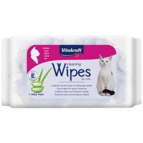 Toallitas higiénicas para gatos 20 pcs