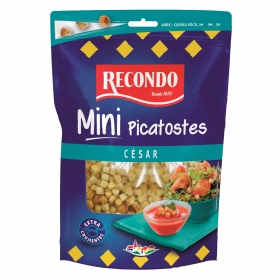 Picatostes mini césar Recondo 80 g.
