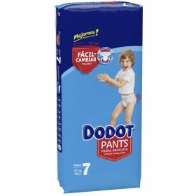 Pants Dodot T7 (17+ kg) 46 ud.