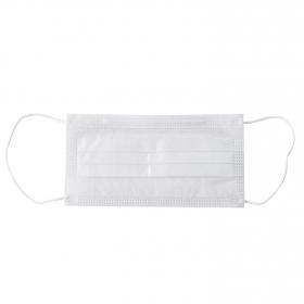 Pack 25 pcs mascarilla desechable higiénicas blancas 3 capas