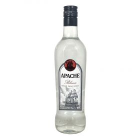 Ron blanco Apache 70 cl.
