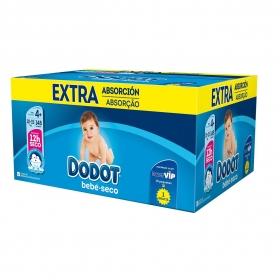 Pañales Dodot T4 (10-15 Kg) 148 ud.