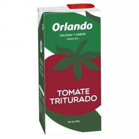 Tomate natural triturado extra Orlando 800 g.