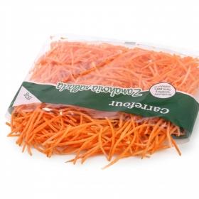Zanahoria rallada Carrefour 150 g