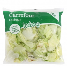 Lechuga iceberg Carrefour 200 g